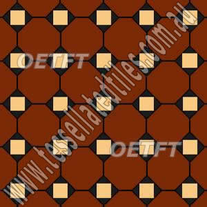 tessellated floor pattern raglan